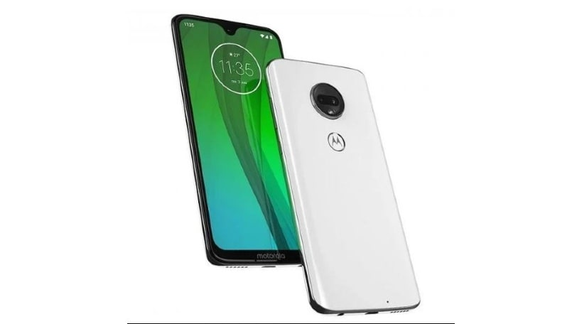 Motorola Moto G7 Android 10 stable update starts rolling out