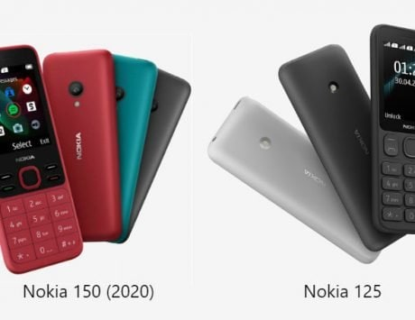 Nokia 125, Nokia 150 (2020) feature phones launched