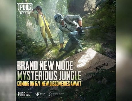 PUBG Mobile teases Sanhok Mysterious Jungle mode for June 1