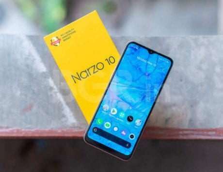 Realme Narzo 10A flash sale today at 12PM