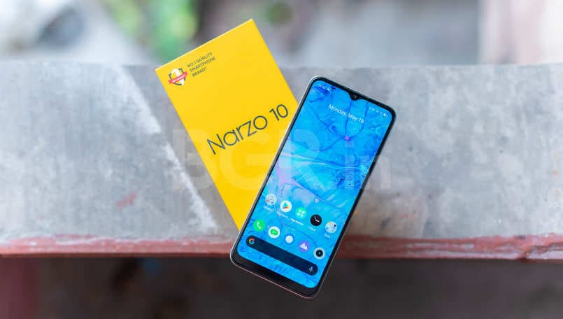 Realme Narzo 10 to go on sale today at 12PM: Check offers, price and more