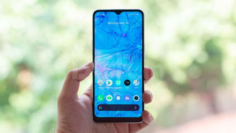 Realme says it sold over 70,000 Narzo 10 devices in less than 128 seconds