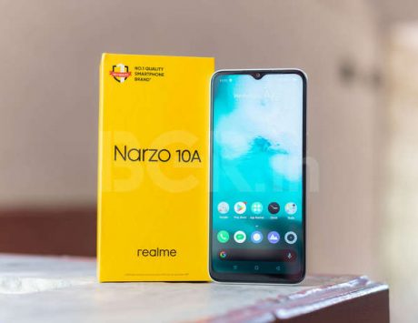 Realme Narzo 10A with MediaTek Helio G70 SoC goes on sale at 12PM