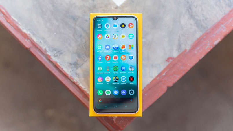 Realme Narzo 10A with MediaTek Helio G70, triple camera set to go on sale at 12 noon; specs, price