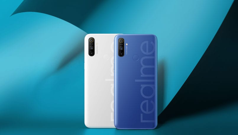 Realme Narzo 10A launch, price in India, specifications