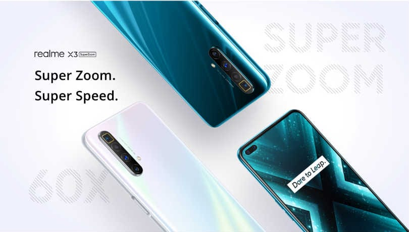 Realme X3 Series appears on BIS certification; hints at imminent India launch