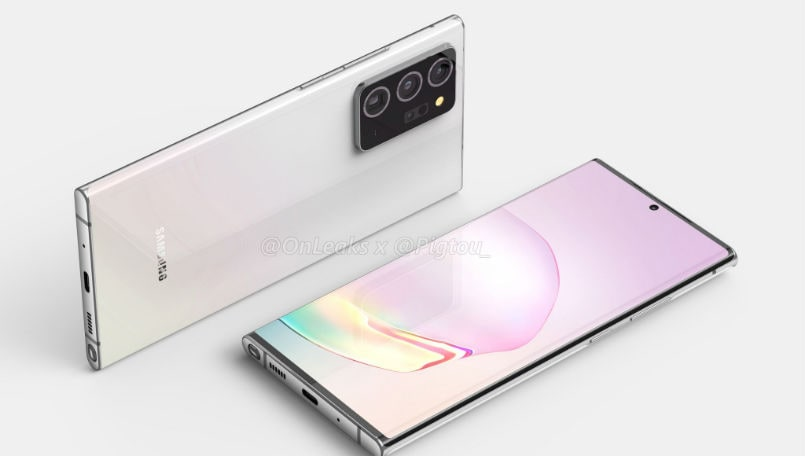 Samsung could unveil the Galaxy Note 20-series on August 5; alongside the Galaxy Fold 2