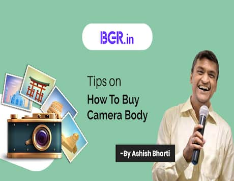 Tips on how to buy camera body