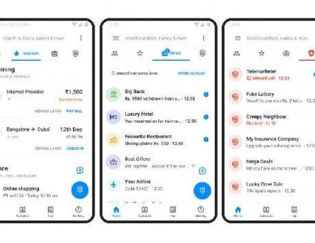 Truecaller streamlines communication with redesign of the app