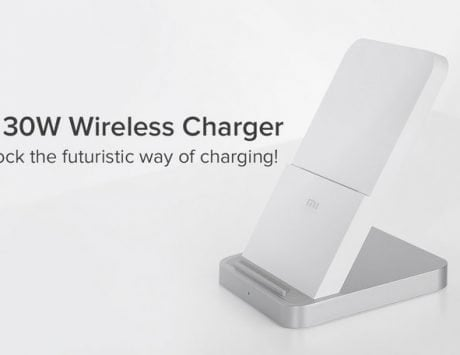 Xiaomi Mi 30W Wireless charger launched in India