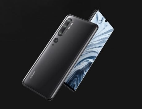 Xiaomi Mi Note 10 Android 10 update starts rolling out
