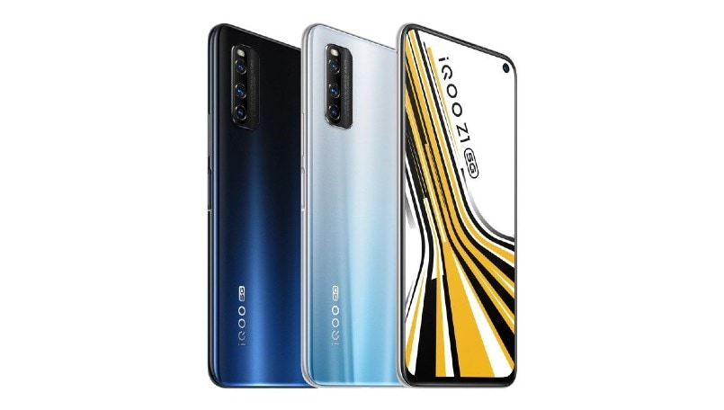 iQOO Z1X with Snapdragon 765G chipset could be a cheaper version of the iQOO Z1 5G