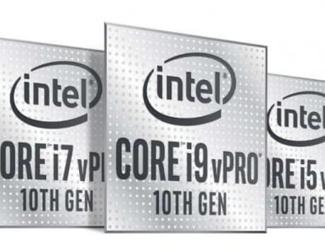 Intel introduces new 10th Gen Core vPro processors