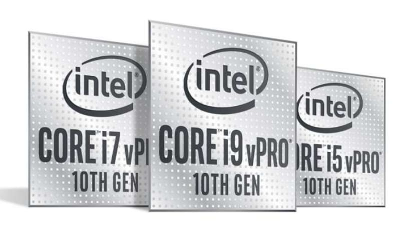 Intel introduces new 10th Gen Core vPro processors; check details