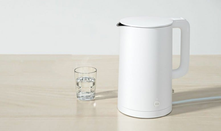 Xiaomi launches Mijia smart electric Kettle 1s in China