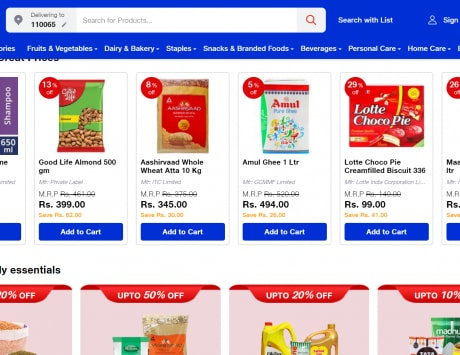 Reliance JioMart is now 'Live': Taking orders in 200 cities