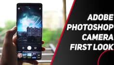 Adobe Photoshop Camera app first look