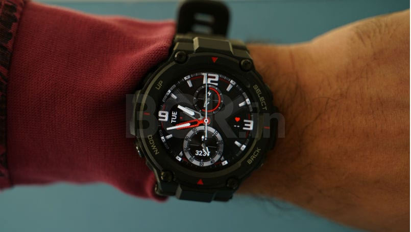 Amazfit T-Rex Review: Huami's Casio G-Shock inspired fitness watch is rugged and inexpensive