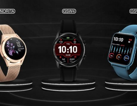 Gionee launches 3 new G Buddy Smart    Life    smartwatches in India