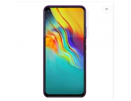 Infinix Hot 10 with MediaTek Helio G70, Android 10 spotted online