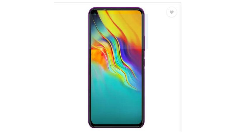 Infinix Hot 10 with MediaTek Helio G70, Android 10 spotted online: Check details