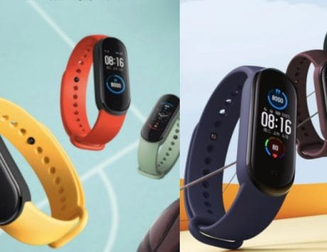 Xiaomi Mi Smart Band 5 and IoT products launching today