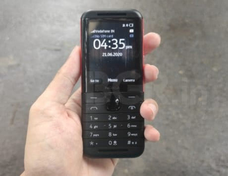 Best Feature Phones in India