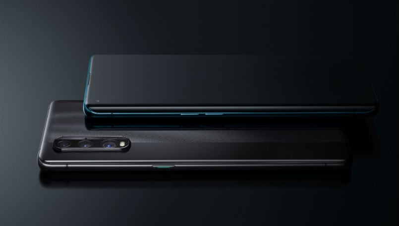 Oppo Find X2 Pro Lamborghini Edition patent suggests under-display front-camera