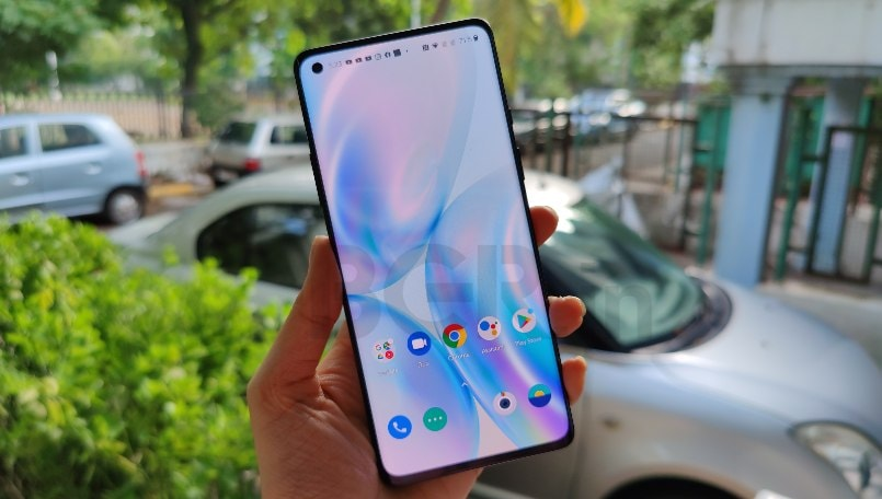 OnePlus 8 Pro, OnePlus 8 get new OxygenOS update in India