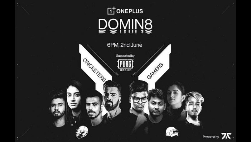 OnePlus Domin8 pairs pro cricketers, pro gamers with OnePlus 8 Series to push mobile gaming in India