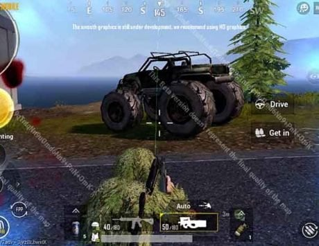PUBG Mobile Secret map first look revealed
