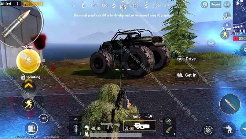 PUBG Mobile Secret map first look has been revealed