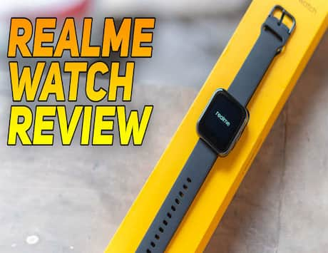 Realme Watch Review: Its all about the form
