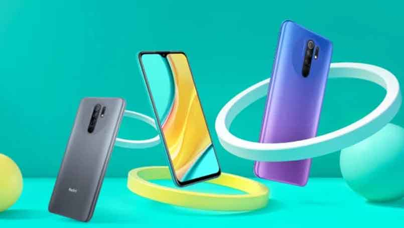 Redmi 9 launched in China with new 6GB RAM/128GB storage variant