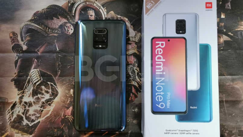 Redmi Note 9 Pro Max sale today at 12PM: Offers and all you need to know