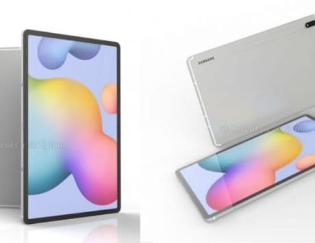 Samsung Galaxy Tab S7 tablet leaked on company website