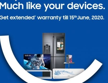 Samsung India extends warranty on all products until June 15