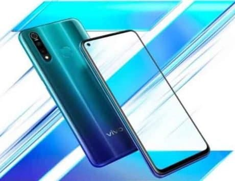 Vivo Z5x (2020) with Snapdragon 712 SoC launched