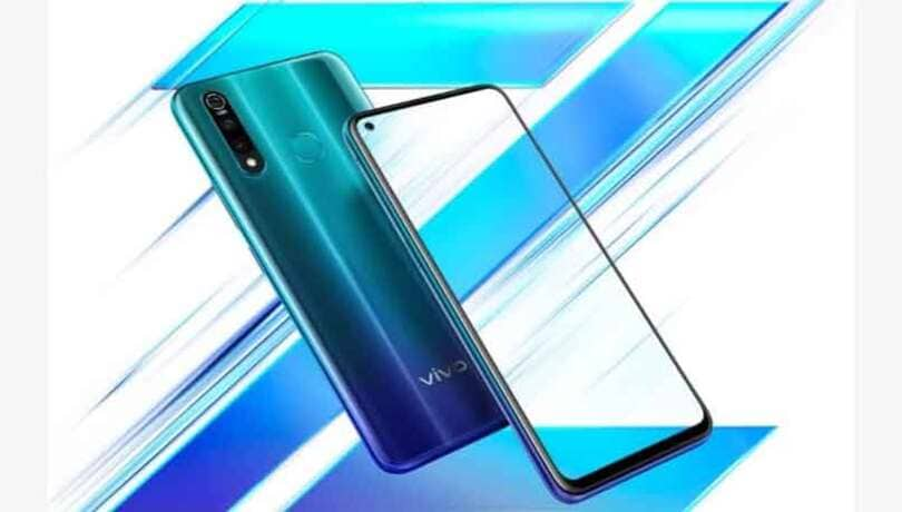 Vivo Z5x (2020) smartphone with Snapdragon 712 SoC launched in China