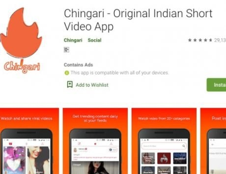 TikTok's Indian alternative 'Chingari' crosses over 10 million downloads in 22 days