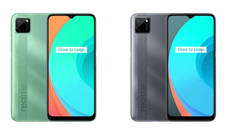 Realme C11 to go on sale today at 12PM: Check price in India, offers and more