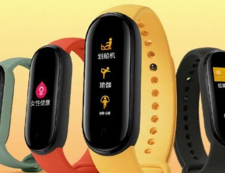 Mi Band 5 could launch in the US as the Amazfit Band 5