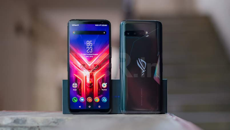 Asus ROG Phone 3 launched with Snapdragon 865 Plus SoC