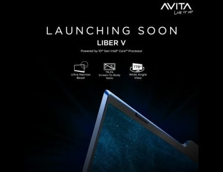 Avita Liber V with 10th gen processors teased
