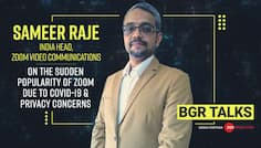 BGR Talks: Sameer Raje, Head of India - Zoom Video Communications