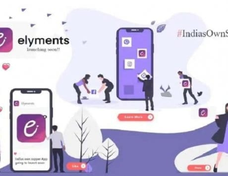 Elyments social media 'super-app' launched in India