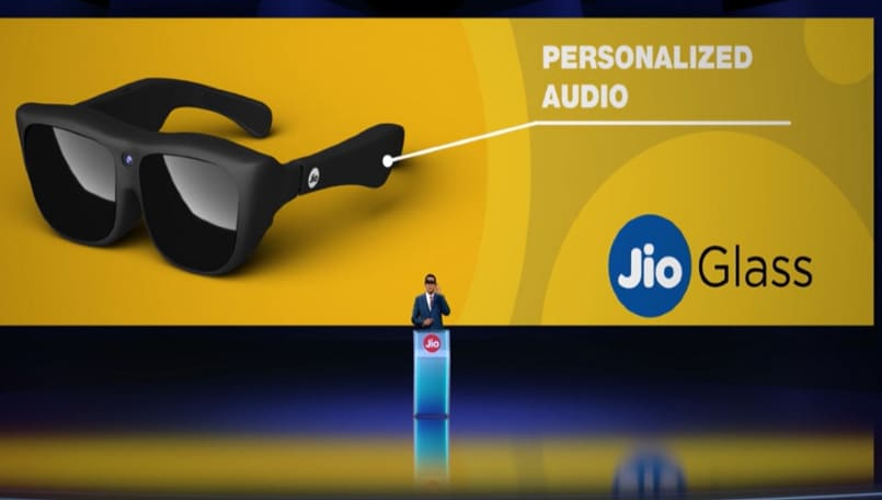Jio Glass mixed-reality glasses announced by Reliance Jio   BGR India