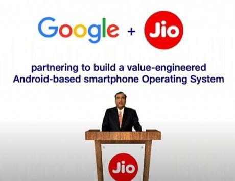 Reliance to work with Google on Android-based OS, entry-level 5G smartphone