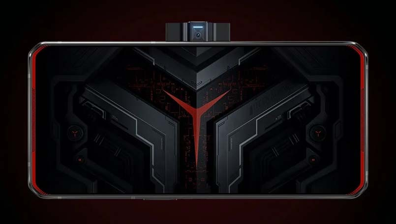 Lenovo Legion Gaming Phone Pro poster surfaces online; confirms side-mounted camera setup