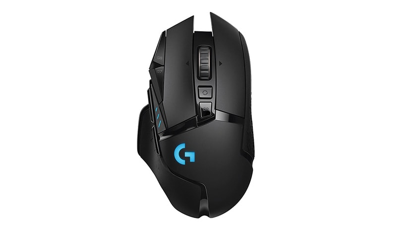 Logitech G502 Lightspeed Wireless Gaming Mouse officially launched in India